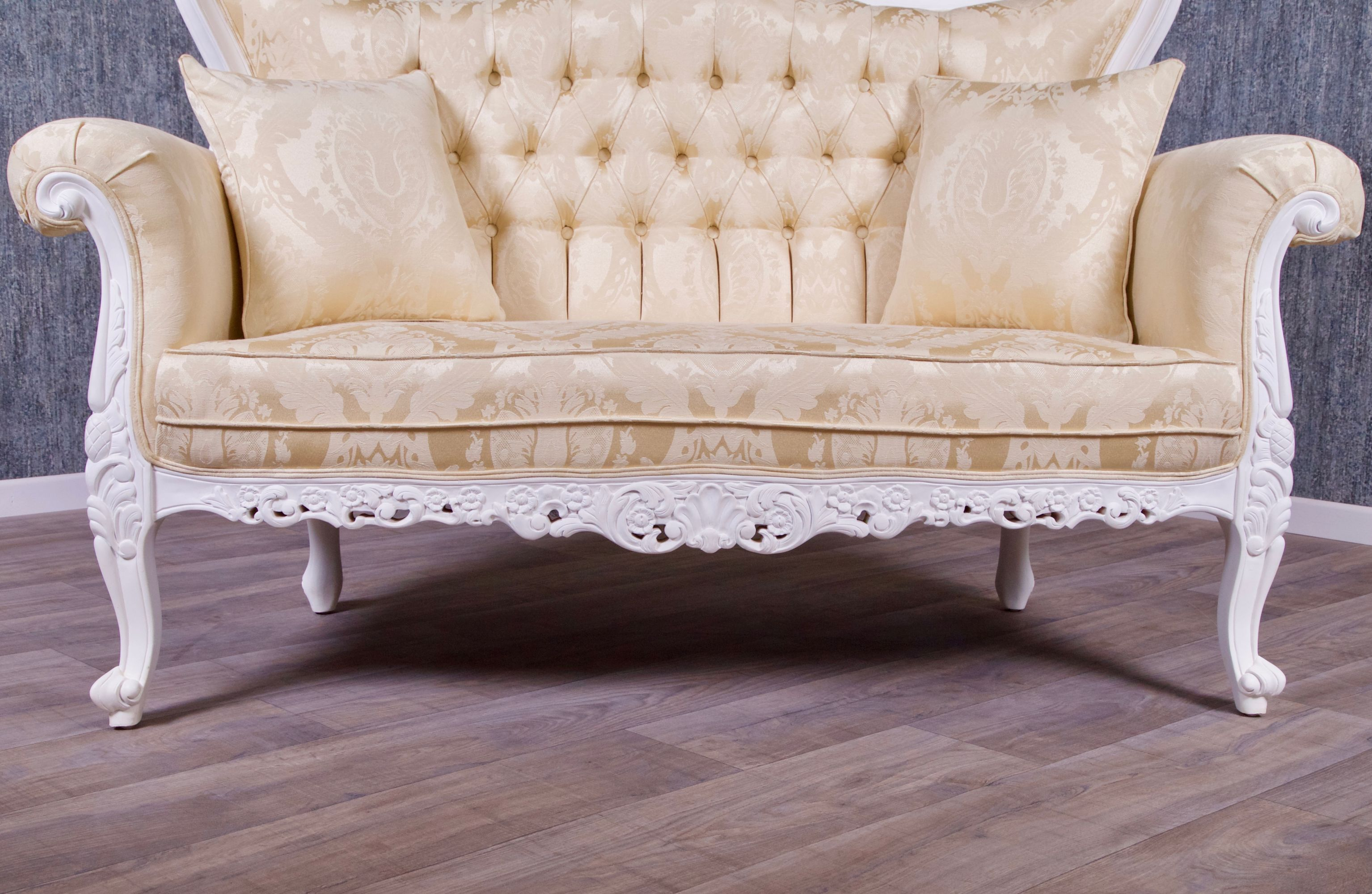 Barock Sofa Meisya 2 Sitzer Sofas Sofas Sessel