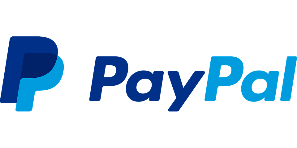 Logo 'paypal'
