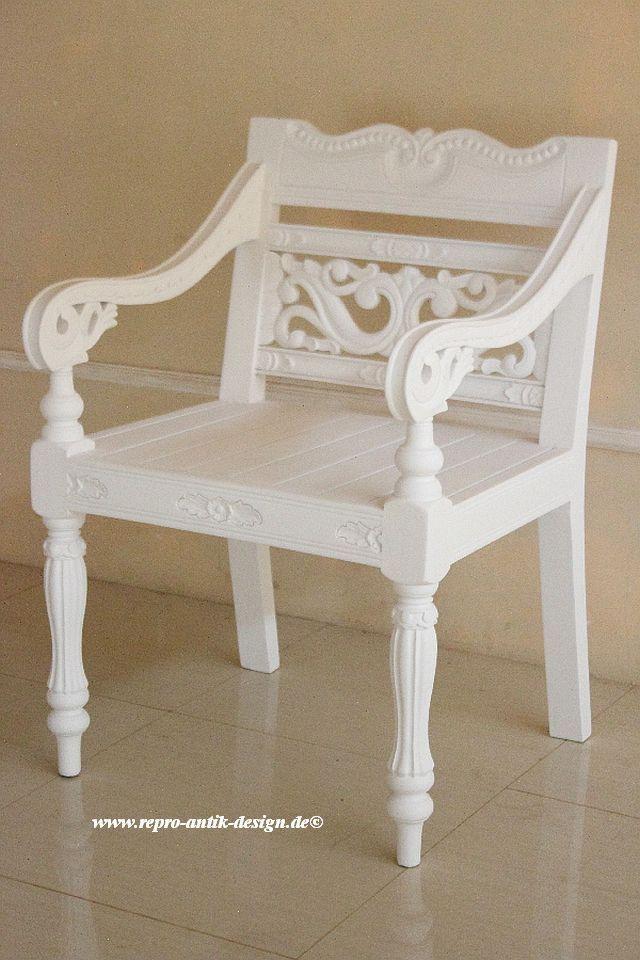 barock esszimmer garnitur garten garnitur landhaus ibn 011 wei tisch bank st hle. Black Bedroom Furniture Sets. Home Design Ideas
