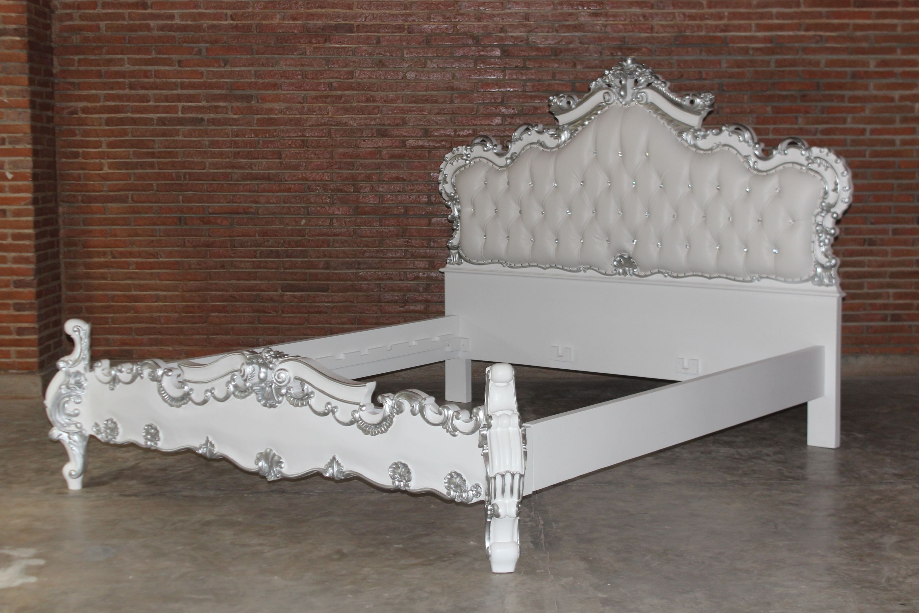 Barock Bett Grace Betten Onlineshop Repro Antik Design