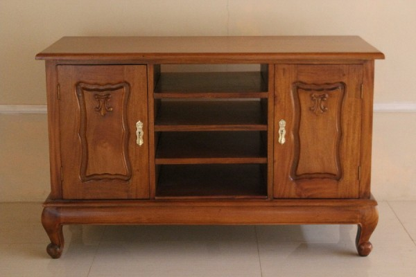 Barock Kommode Tv-Sideboard 3