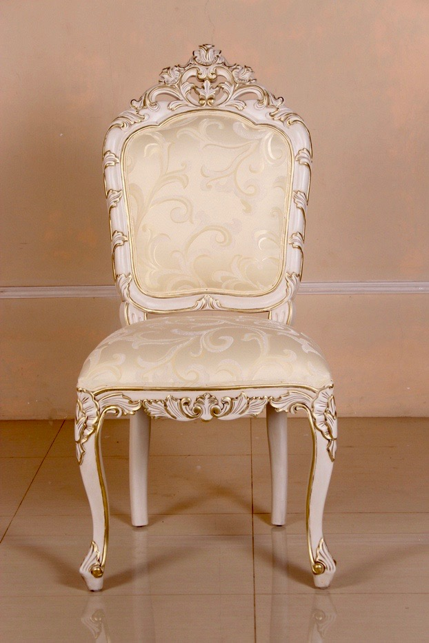 barock stuhl artes flower ohne armlehne esszimmer st hle. Black Bedroom Furniture Sets. Home Design Ideas