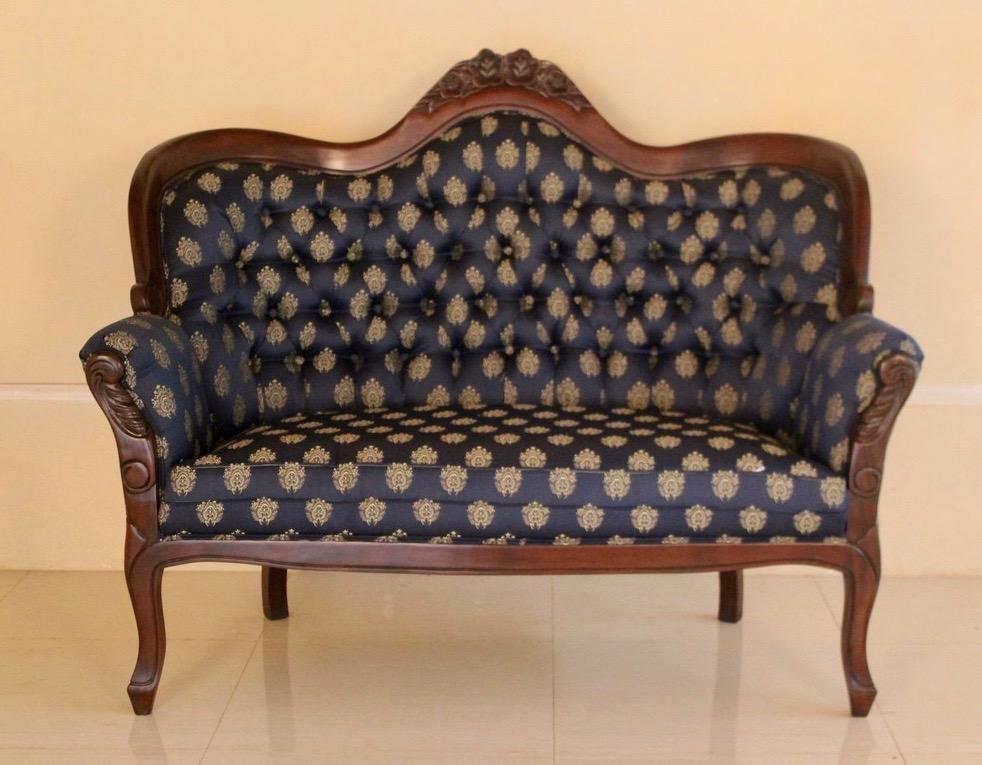 Barock Sofa Camelback   Sofas   Sofas, Sessel ...