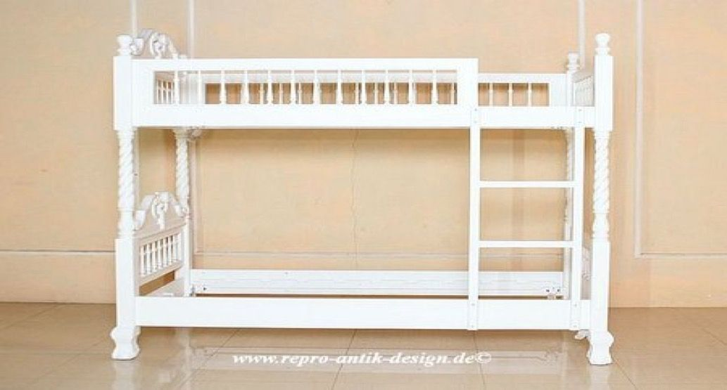 barock bett kinderbett babybett bunk betten shop repro antik design. Black Bedroom Furniture Sets. Home Design Ideas