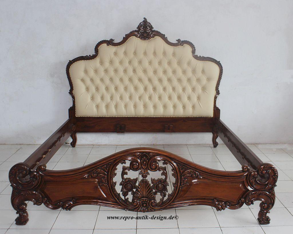 barock bett michelle betten onlineshop repro antik. Black Bedroom Furniture Sets. Home Design Ideas