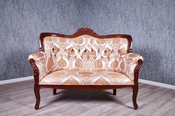 Barock Sofa 2 Sitzer Flower Sofas Sofas Sessel