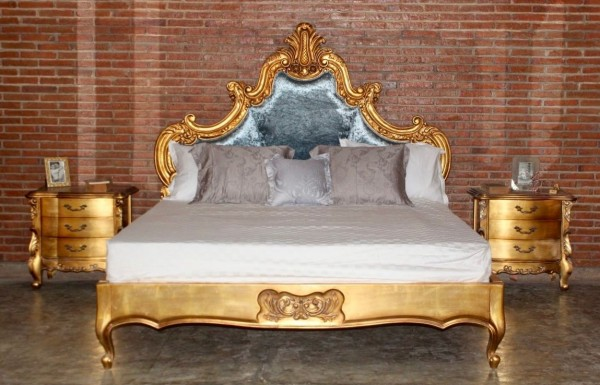 barock bett empire betten shop repro antik design. Black Bedroom Furniture Sets. Home Design Ideas