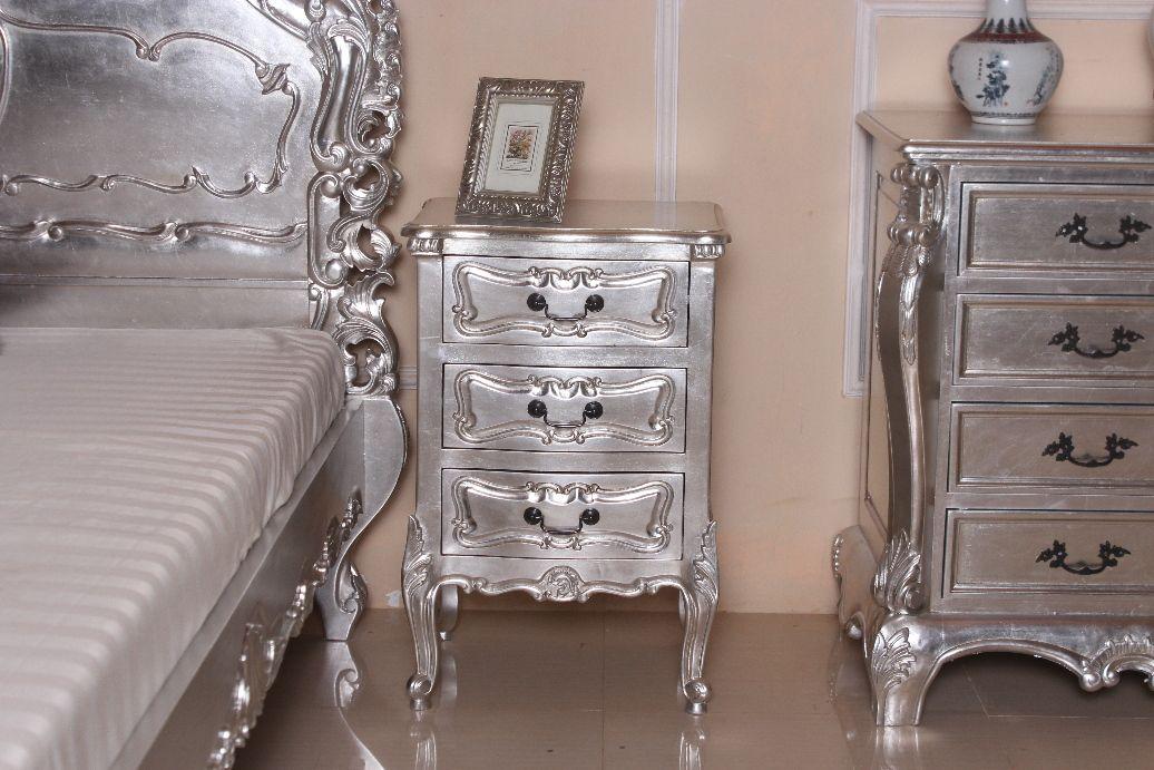 barock nachttisch rochella nachttische shop repro antik design. Black Bedroom Furniture Sets. Home Design Ideas