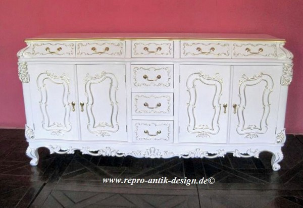 barock kommode angel kommoden anrichten sideboards shop repro antik design. Black Bedroom Furniture Sets. Home Design Ideas